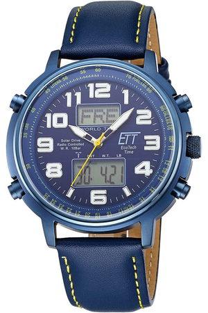 ETT Eco Tech Time Reloj digital Ett EGS-11450-32L, Quartz, 48mm, 10ATM para hombre