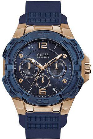 Guess Reloj analógico W1254G3, Quartz, 52mm, 10ATM para hombre