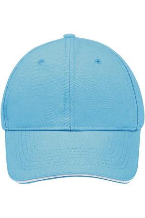Sols Gorra BUFFALO Azul Turquesa Blanco para mujer
