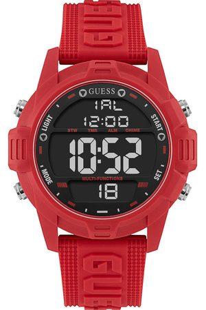 Guess Reloj digital W1299G3, Quartz, 48mm, 5ATM para hombre