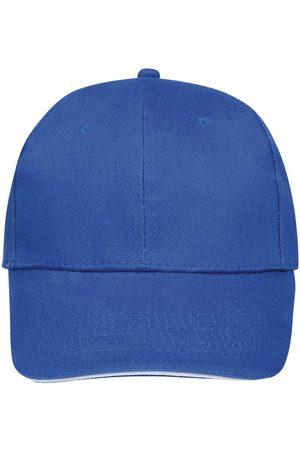 Sols Gorra BUFFALO Azul Royal Blanco para mujer