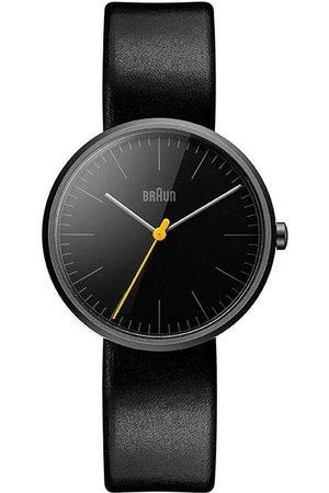 von Braun Reloj analógico Brawn BN0172BKBKL, Quartz, 38mm, 3ATM para mujer