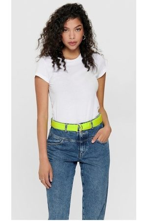 ONLY Camiseta Pure Life T-shirt White para mujer