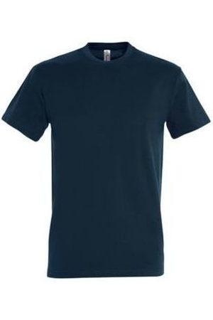 Sols Camiseta IMPERIAL camiseta color Petróleo para mujer