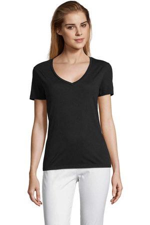 Sols Camiseta MOTION camiseta de pico mujer para mujer