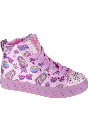 Skechers Zapatillas altas Twilites Mermaid Party para niño