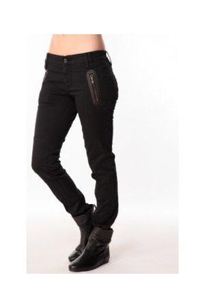 Sack's Pantalones Jeans Zip 2111397 Noir para mujer
