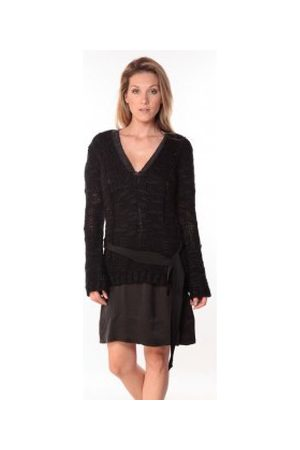 Sack's Jersey Pull Military Noir 21190559 para mujer