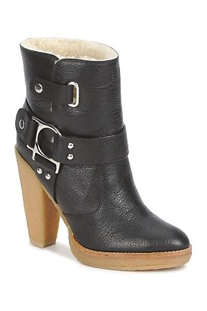 Belle by Sigerson Morrison Botines ZUMA para mujer