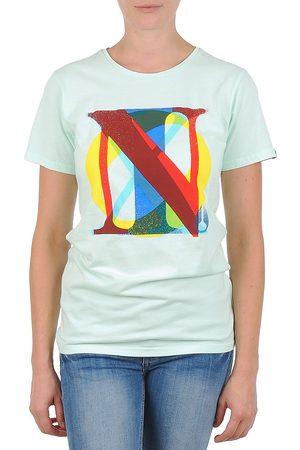 Nixon Mujer Camisetas - Camiseta PACIFIC para mujer