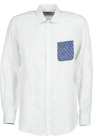 Serge Blanco Camisa manga larga CHACA para hombre
