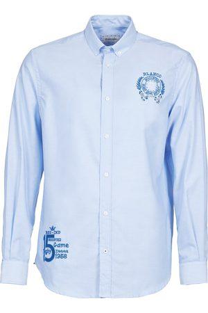 Serge Blanco Camisa manga larga ANTONIO para hombre