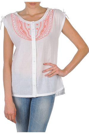 Antik Batik Camisa manga corta AYLA para mujer