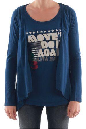 Nolita Camiseta manga larga NOL03089 para mujer