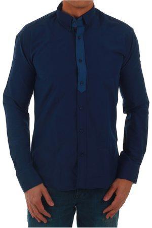 Sz Collection Man Camisa manga larga SZM06212 para hombre