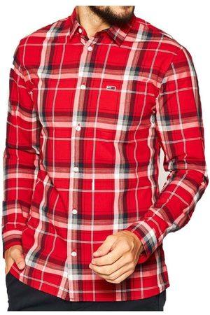 Tommy Hilfiger Camisa manga larga DM0DM08103 para hombre