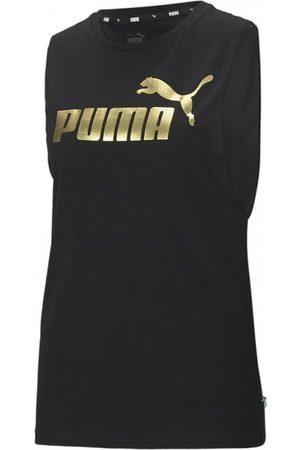 PUMA Camiseta tirantes - T-shirt nero 586889-01 para mujer