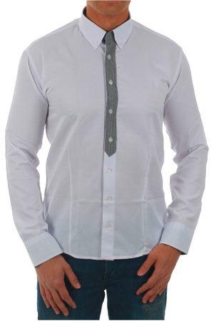 Sz Collection Man Camisa manga larga SZM06219 para hombre