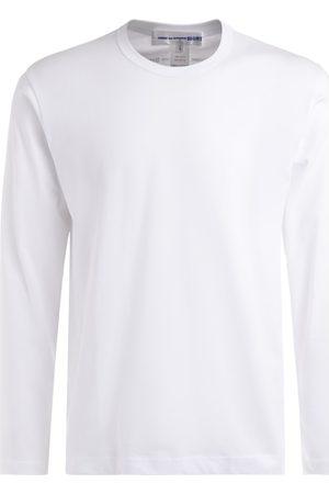 Comme Des Garcons Camiseta manga larga Camiseta manga larga de algodón para hombre