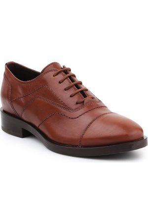 Geox Zapatos de vestir D Brogue G para mujer