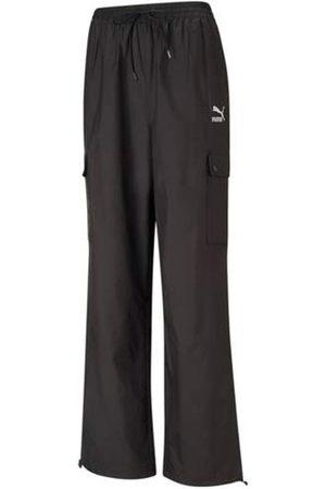 Puma Pantalón chandal - Pantalone nero 599651-01 para mujer