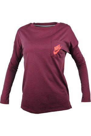 Nike Chaqueta deporte Signal Ls Tee para mujer