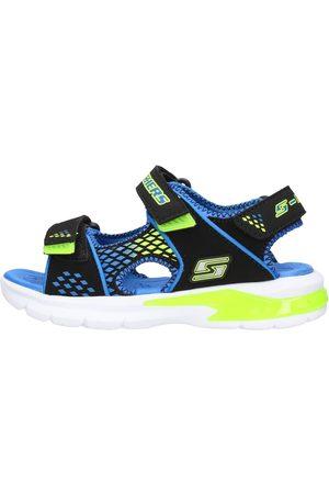 Skechers Sandalias - E-ii sandal nero/blu 90558L BBLM para niño