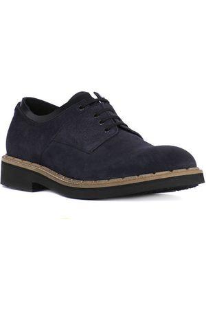Eveet Zapatos Hombre CAMOSCIO BLU para hombre