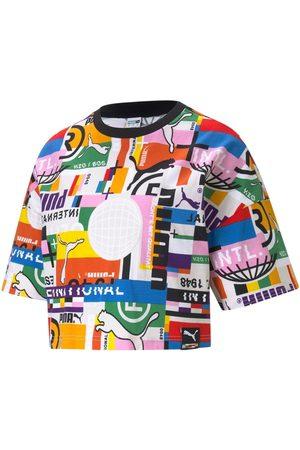 Puma Camiseta - T-shirt vario 530740-02 para mujer