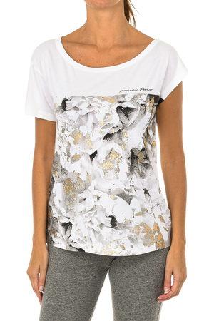 Armani jeans Tops y Camisetas Camiseta manga corta para mujer