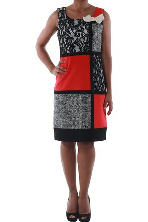 Rinascimento Vestido 7616A/B_CORALLO para mujer