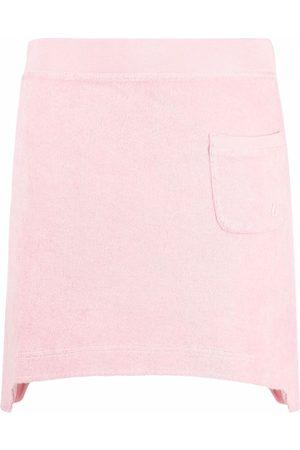 Helmut Lang Minifalda asimétrica