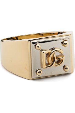 Dolce & Gabbana Anillo con logo