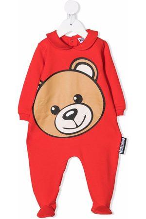 Moschino Pijama con motivo Teddy Bear