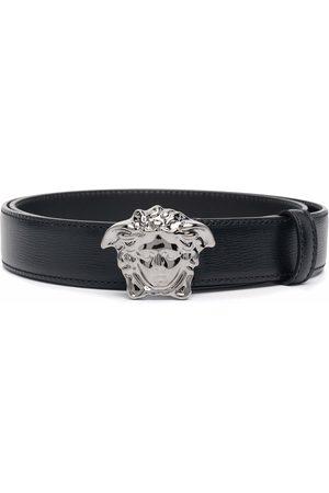 VERSACE Cinturón con hebilla y motivo Medusa