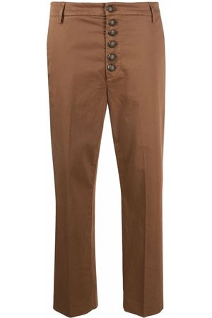 Dondup Pantalones capri rectos