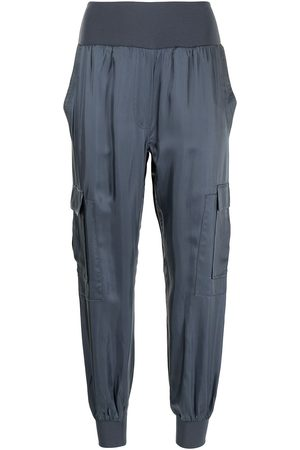 Cinq A Sept Pantalones tapered tipo cargo