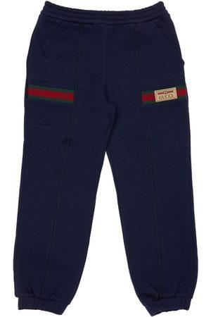 Gucci | Niño Pantalones De Algodón 8a