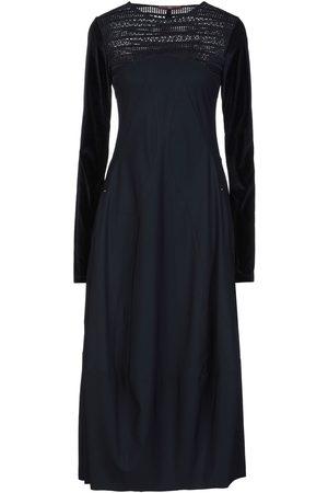 High Mujer Mini y ajustados - Vestidos por la rodilla