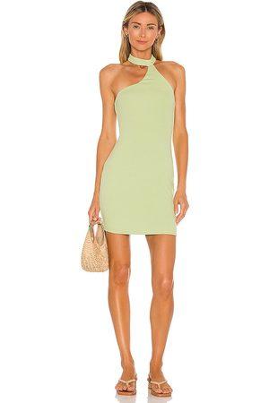Lovers + Friends Mujer Mini y ajustados - Minivestido rue en color verde talla L en - Green. Talla L (también en XXS, XS, S, M, XL).