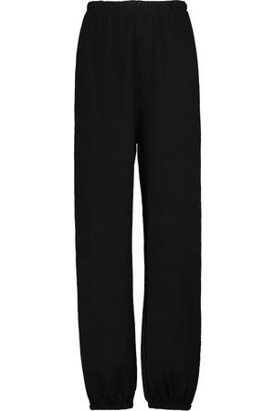 Velvet Pantalones de chándal Britt de algodón