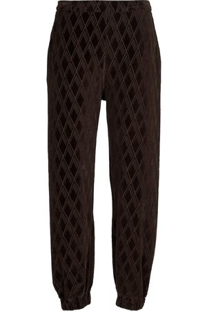 The Attico Pantalones de chándal Peggy en mezcla de algodón