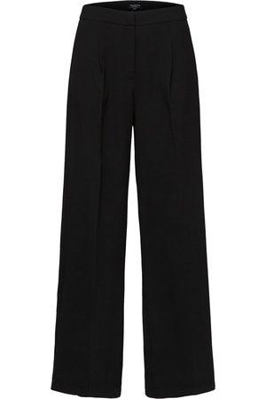 SELECTED Mujer Pantalones y Leggings - Pantalón plisado 'TINNI