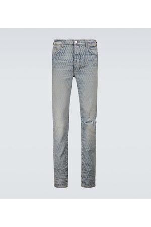 AMIRI Jeans Playboy laser
