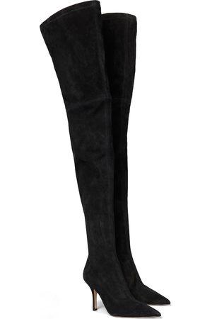 PARIS TEXAS Mujer Botas altas - Botas altas de ante