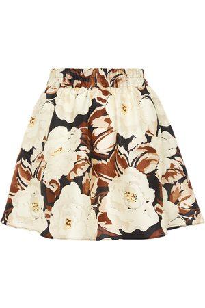 SIR Minifalda Vivienne de seda