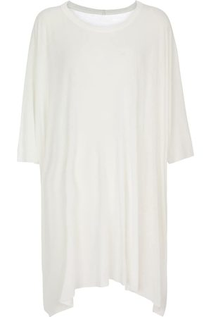 Rick Owens Camiseta asimétrica
