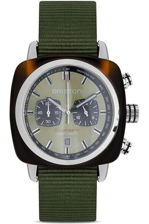 Briston Hombre Relojes - Reloj Clubmaster Sport de 42mm