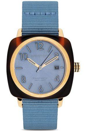 Briston Watches Reloj Clubmaster Classic HMS de 40mm