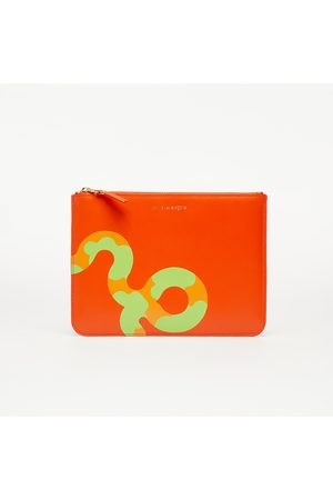 Comme des Garçons Wallets Comme des Garçons Ruby Eyes Wallet Orange